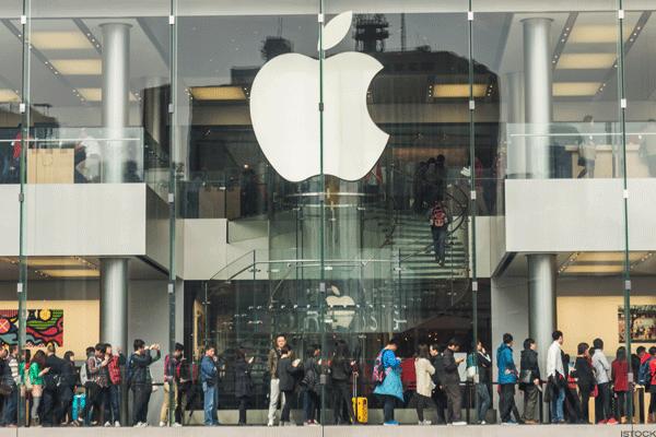 apple profit big