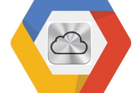 Google-Cloud-iCloud