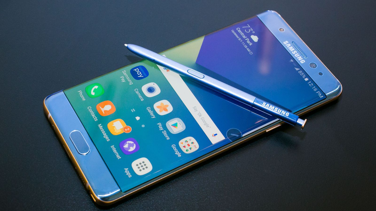 Officially - Galaxy Releases Samsung 7 Magazine It Note